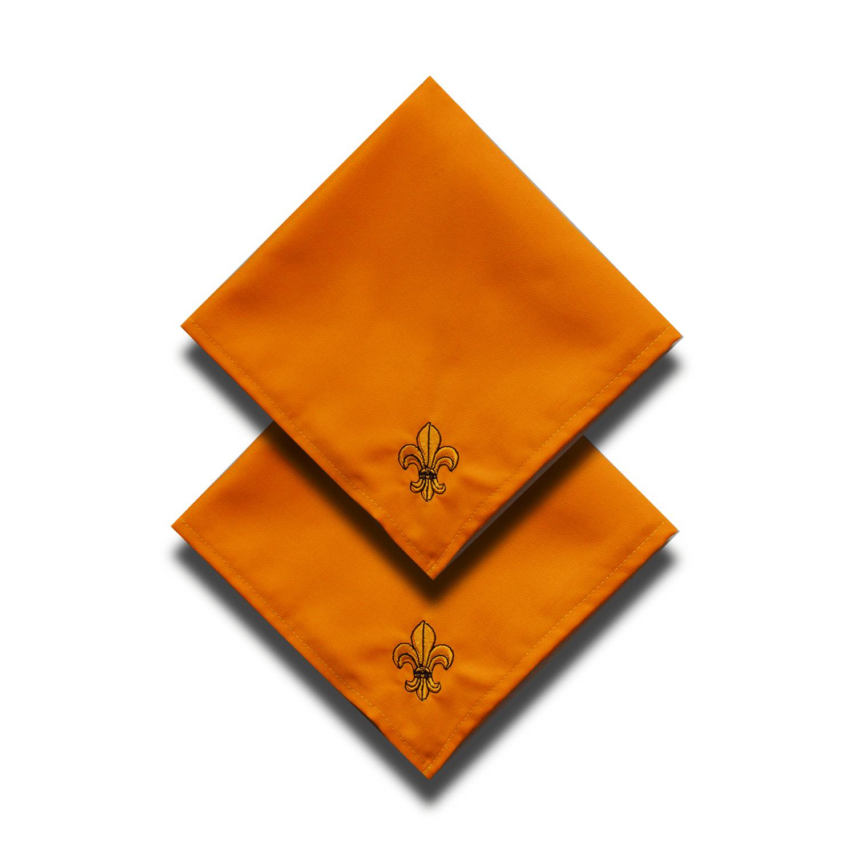 Kiscserkész nyakkendő - Sárga