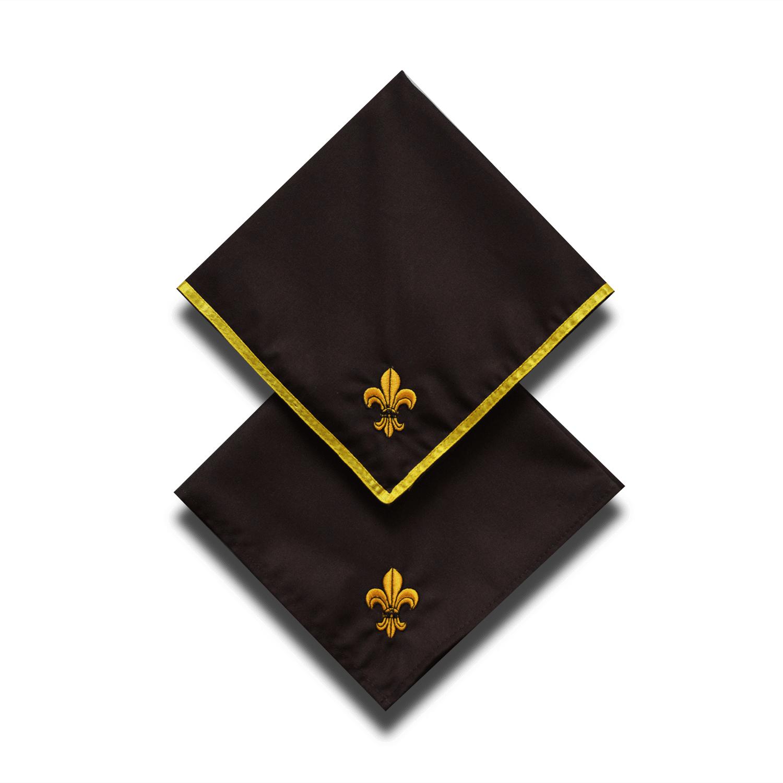 Felnőtt nyakkendő - Barna