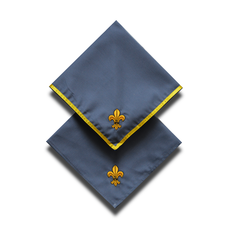 Vándor nyakkendő - Szürke