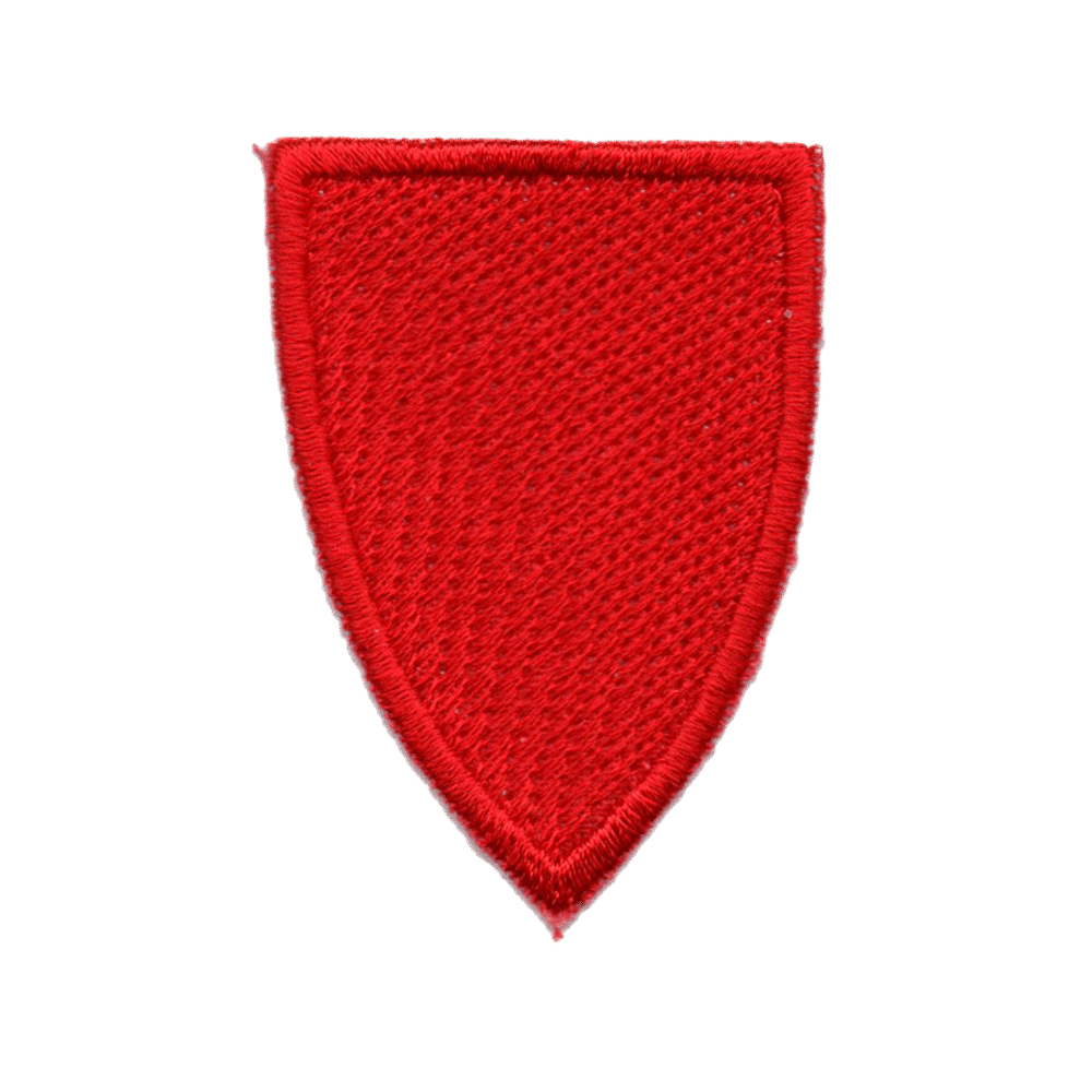 Piros pajzs jelvény