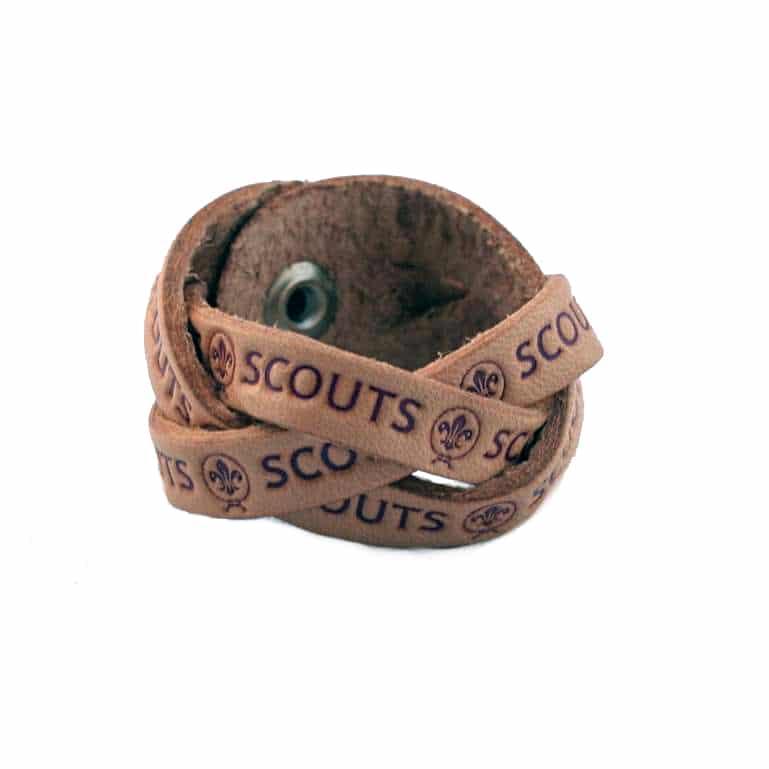 WOSM nyakkendőgyűrű